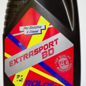 Olio SAE40 Extrasport BD