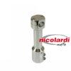 Supporto manubrio STR8 Aerox cromato