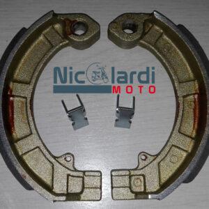 Coppia ganasce freno anteriore e posteriore Ferodo Vespa HP - PX - PE 50 - 125 - 150cc