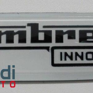 Fregio posteriore in plastica Lambretta 125-150-175cc