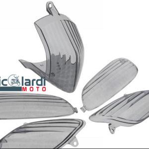 Kit vetri fanale e frecce fumè Aprilia SR Factory 50cc