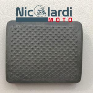 Protezione pedale freno grigio Lambretta