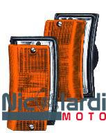 Coppia frecce anteriori complete Vespa PK Automatica 50-125cc - Vespa PX-PXE Arcobaleno 125-150-200cc