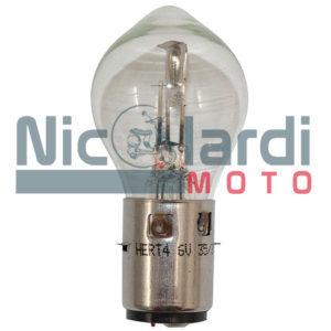 Lampada biluce 6V-35/35W BA20D