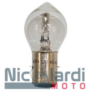 Lampada biluce 12V-45/40W BA20D