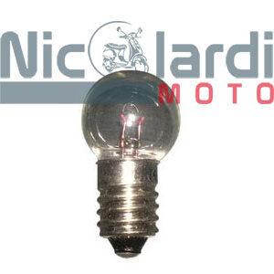 Lampada ciclomotore anteriore 6V-3W-10/13 (C10)