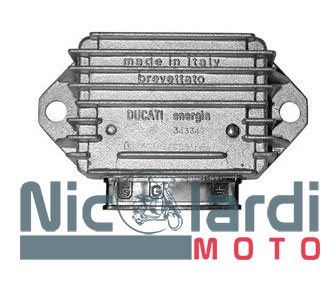 Regolatore Ducati 12V-20A Vespa PK 125cc - Vespa PX-PXE Arcobaleno 125-150-200cc