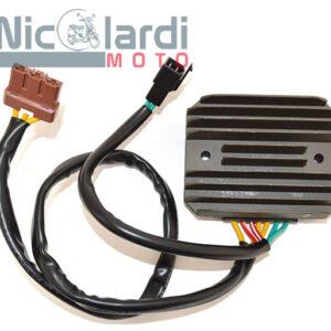 Regolatore di tensione Aprilia Scarabeo 125-150-200-300-500cc - Gilera Nexus 125-250-300cc - Piaggio Beverly 250-400cc