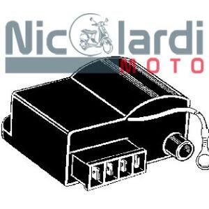 Centralina Aprilia RS-RX 50cc - Minarelli AM3-4-5-6 - Malaguti Fifty 50cc - Yamaha DT R - DT X 50cc
