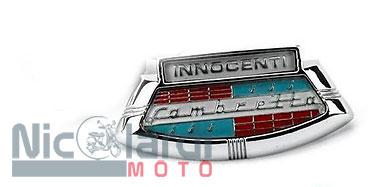 """Scudetto anteriore in plastica """"Innocenti"""""""