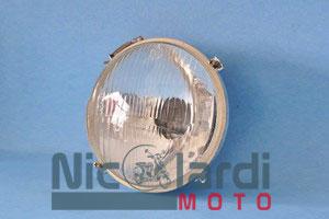 Faro anteriore completo Ape Car P2/P3 - MP P501-601 220cc