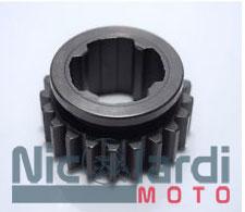 Ingranaggio scorrevole Z.21 Ape MP P501-601 - TM 703-703V - Car P2/P3 220cc