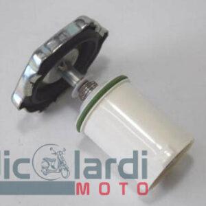 Tappo carico olio Ape Car/Max Diesel - MP 601 Classic - Poker Diesel/Benzina - TM Diesel LCS - TM P703-703V Diesel 402cc