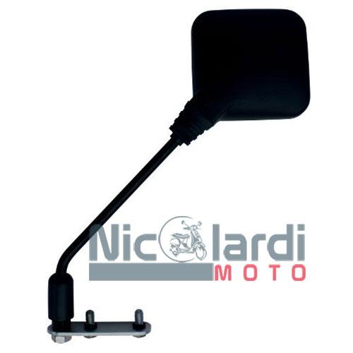 Specchietto retrovisore destro/sinistro nero FAR Vespa