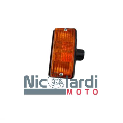 Freccia anteriore sinistra completa SIEM Vespa PX-PXE Arcobaleno 125-150-200cc