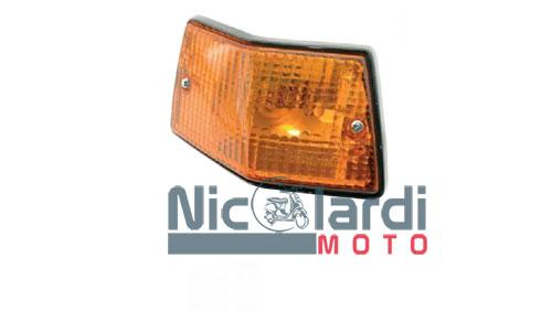 Freccia posteriore sinistra completa SIEM Vespa PX-PXE Arcobaleno 125-150-200cc