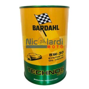 Olio motore Bardahl Technos C60 5W/40 1L