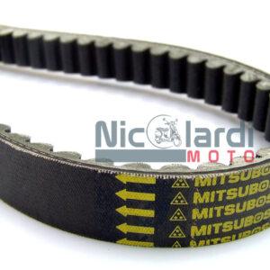 Cinghia trasmissione Mitsuboshi in Kevlar Aprilia Leonardo 125-150cc - Kymko Dink 125-150cc - Malaguti F18 Warrior 125-150cc