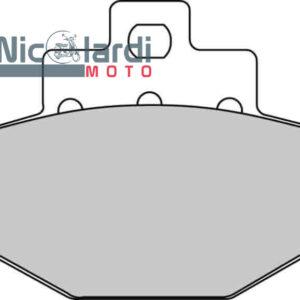 Serie pastiglie Ferodo Eco friction FDB2115 Benelli Adiva - Gilera DNA - Piaggio Hexagon 125-150cc