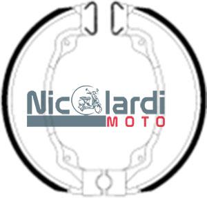 Serie ganasce freno Ferodo Eco friction FSB958A Kymco Agility - Malaguti Ciak 125-150cc
