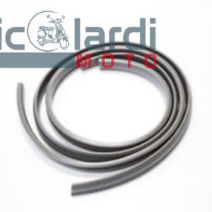 Coppia profili scudo frontale grigi Lambretta LI-TV 3°serie 125-150cc - Special - SX 150-200cc