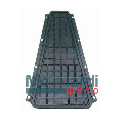 Tappeto centrale nero Vespa PX-PE 1°serie 125-150-200cc