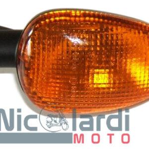 Freccia posteriore destro nera Malaguti F12 50cc 2001->2006