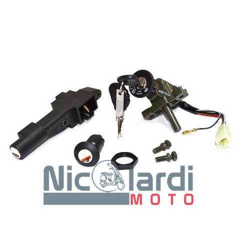 Kit serratura adattabile Malaguti F12 50cc