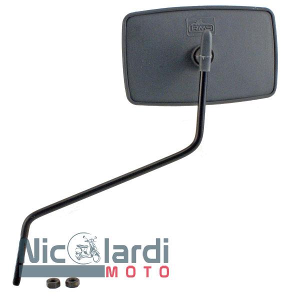 Specchio retrovisore rettangolare Ape FL/FL2 -TM P 50cc - Ape MP P50-601 220cc