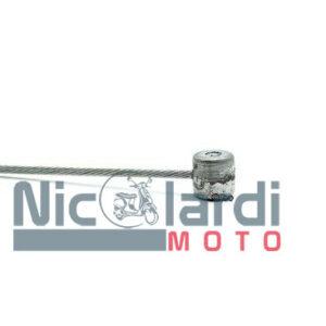 Cavo frizione moto 2.5 x 2000