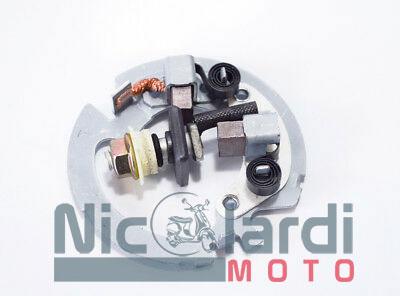 Porta spazzole completo Honda - Yamaha T-Max 500cc