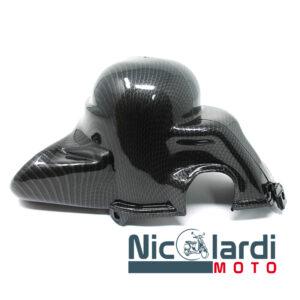 Cuffia cilindro motore Carbon Look Vespa 50 cc