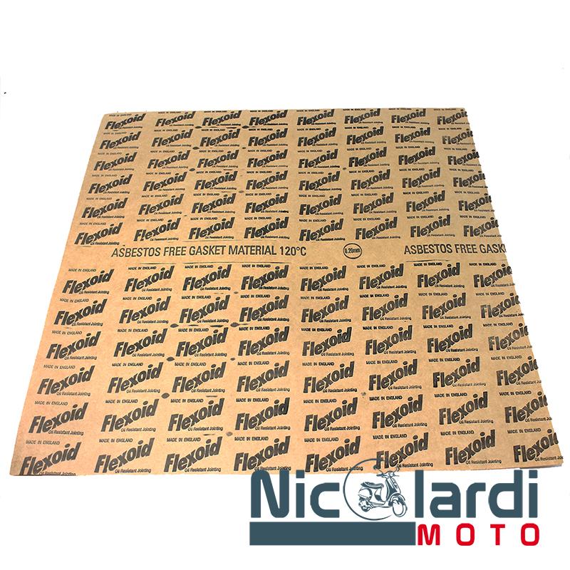 Carta per guarnizioni 500 X 500 X 0,20mm