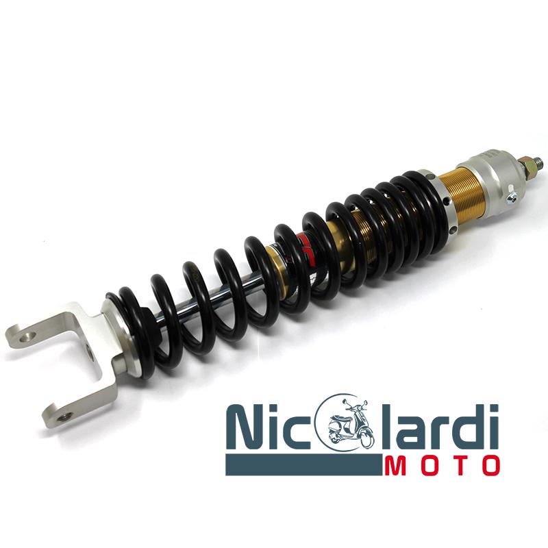 Ammortizzatore posteriore YSS idraulico-micrometrico Vespa PX 50 - 125 - 150 - 180 - 200cc