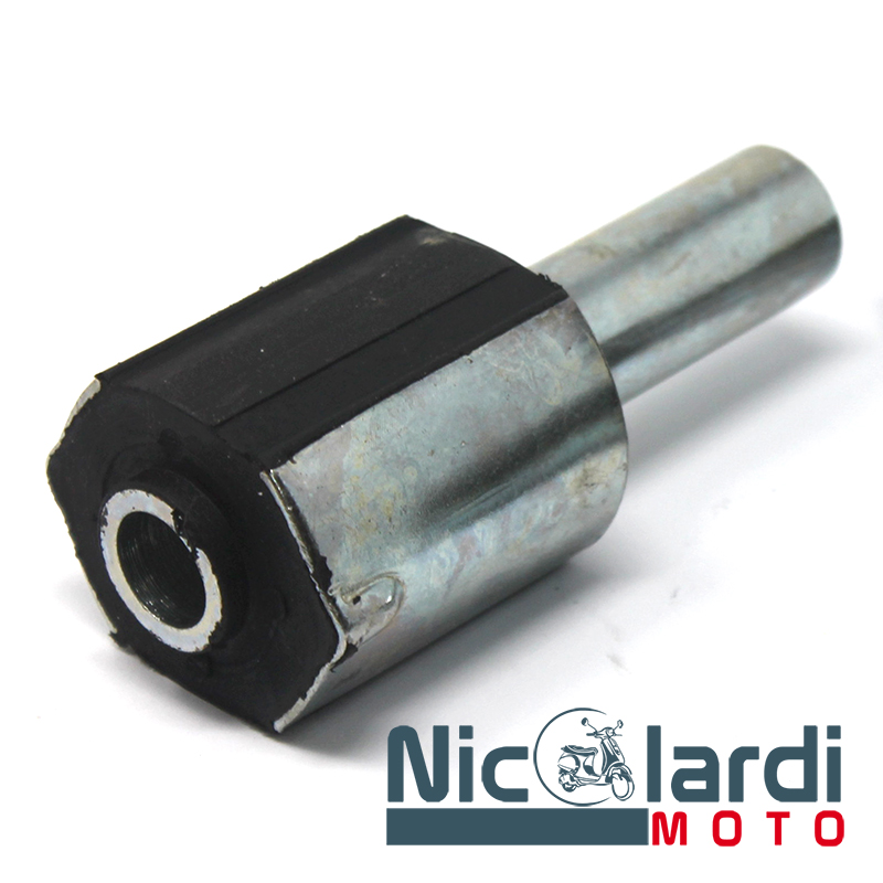 Silent Block tampone in acciaio traversa motore Vespa GS - Rally - SS 160 - 180cc
