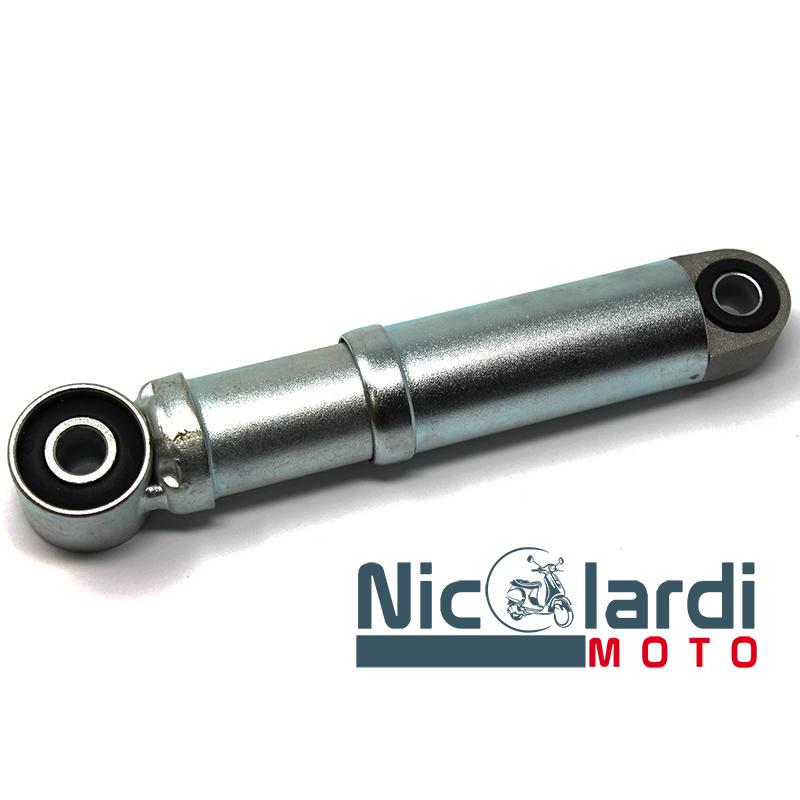 Ammortizzatore Anteriore con fodero in metallo nichelato Vespa 2% 125 - 150 - 180 - 200cc