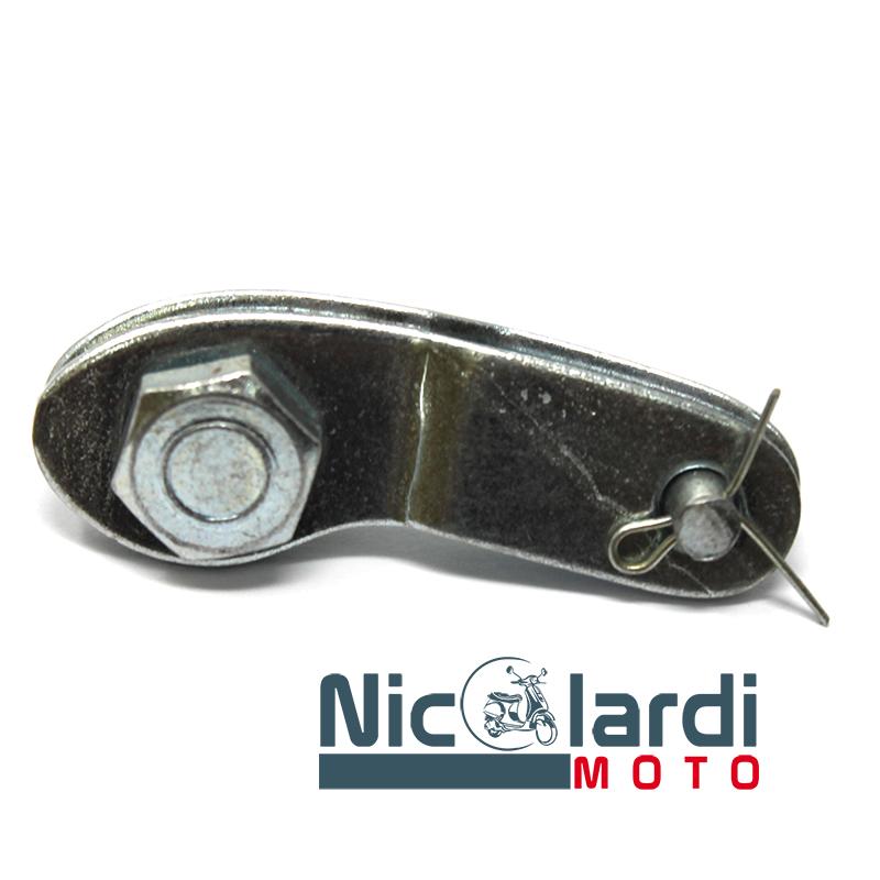 Morsetto serrafilo freno posteriore al pedale per tutti i tipi di Vespa