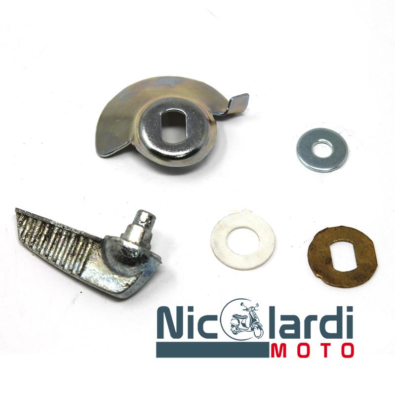 Kit serratura sportello Vespa R - Special 50cc - Vespa Primavera - ET3 125cc